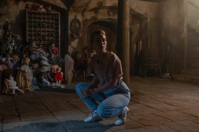 Fotograma de 'La maldición de Bly Manor'
