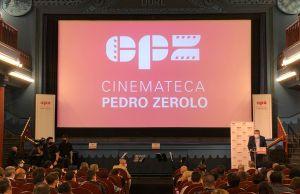 cine LGTBIQ+ cinematqca Pedro Zerolo