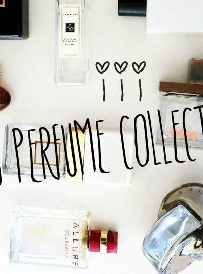 Once Upon A Scent | My Perfume Collection