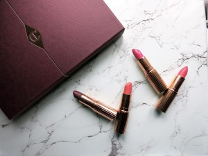 My Charlotte Tilbury Lipsticks Collection