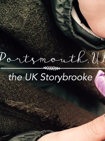 Portsmouth, the UK Storybrooke