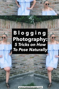 Blogging Photography: 5 Tricks on How To Pose Naturally