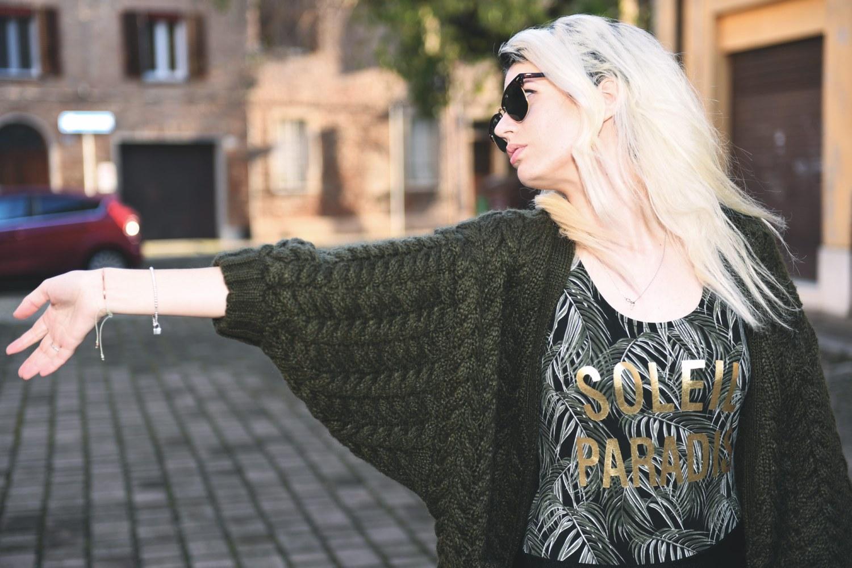 Dezzal Knit Cardigan 35mminstyle