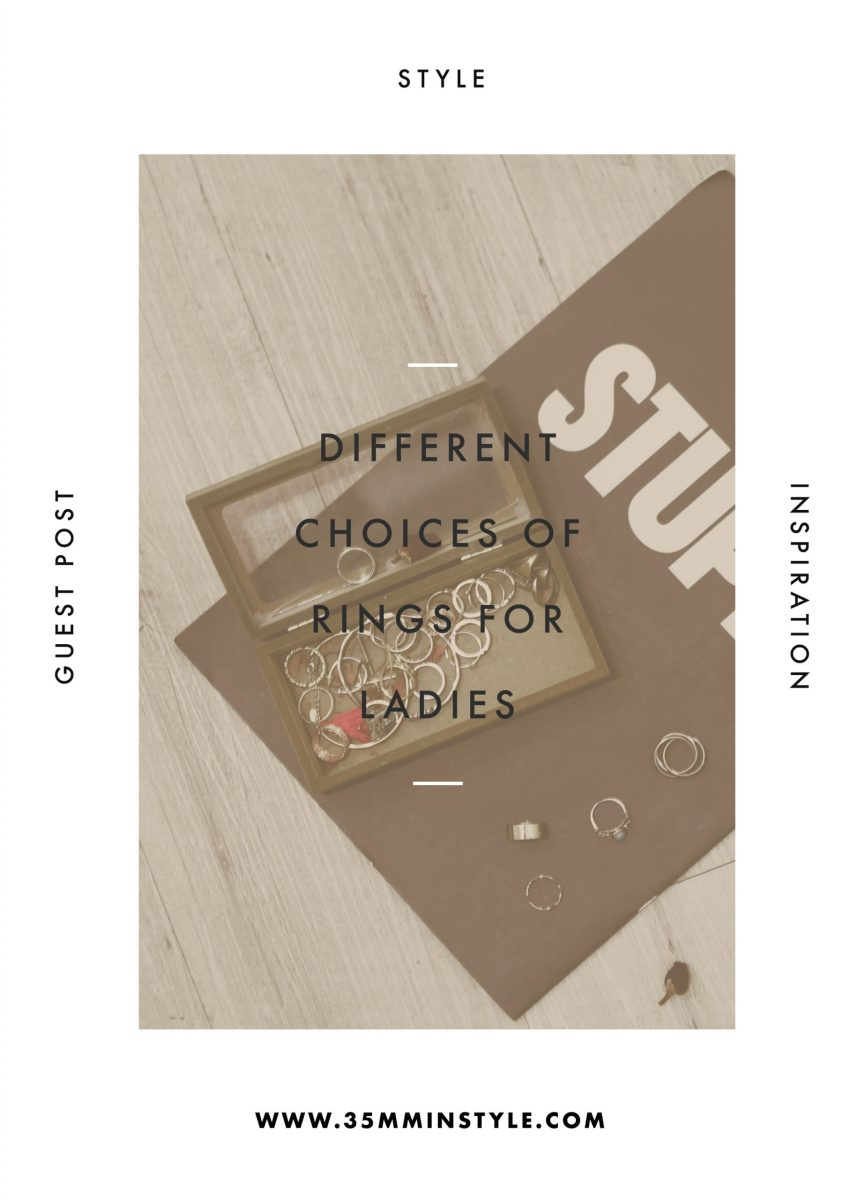 Different Choices Of Rings For Ladies