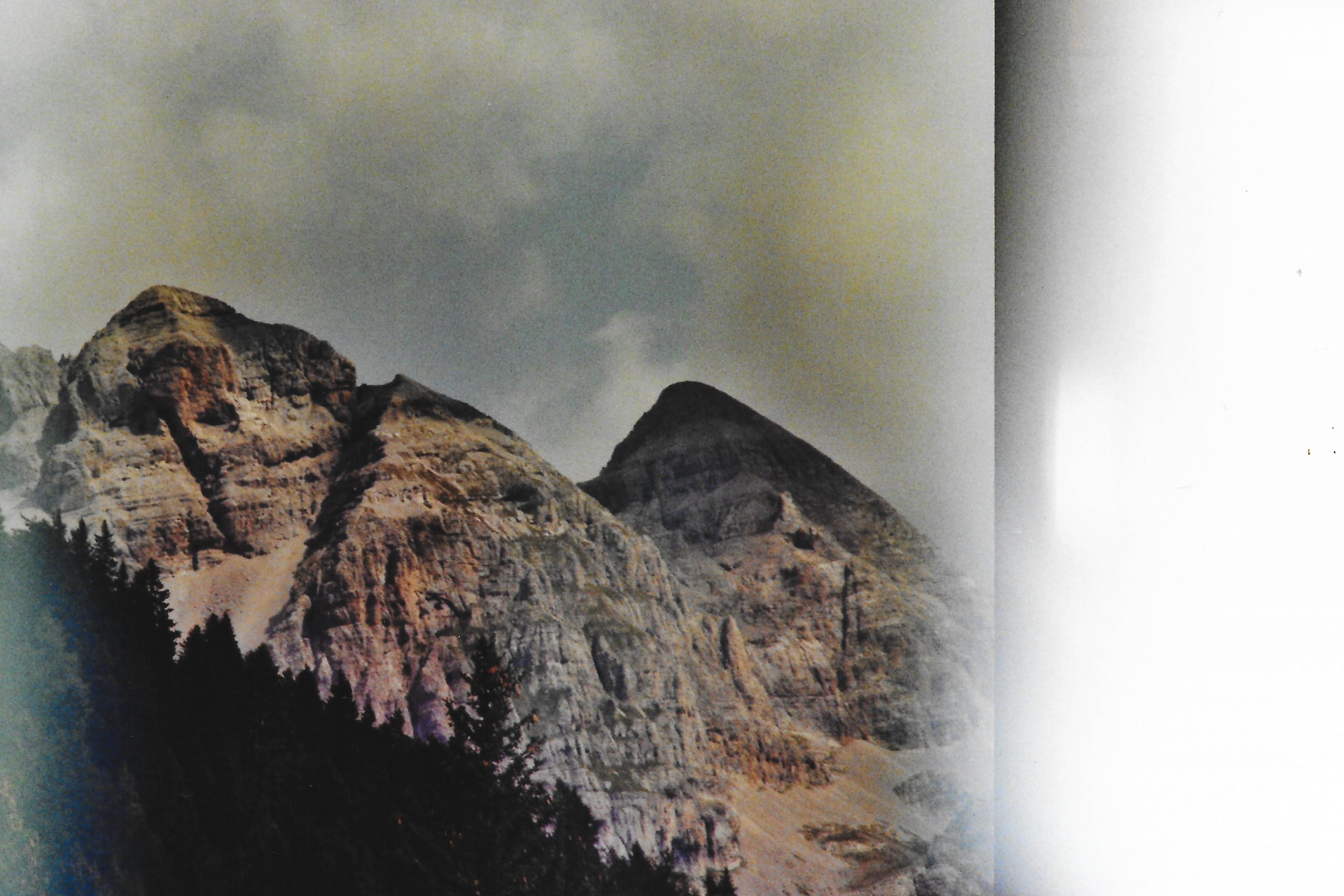 The Dolomites in 35mm