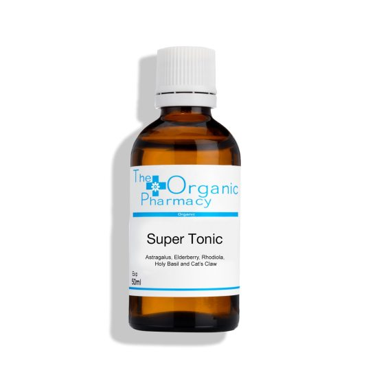 top supplements The Organic Pharmacy's Super Tonic