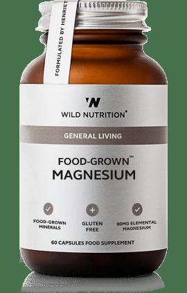 top supplements wild nutrition