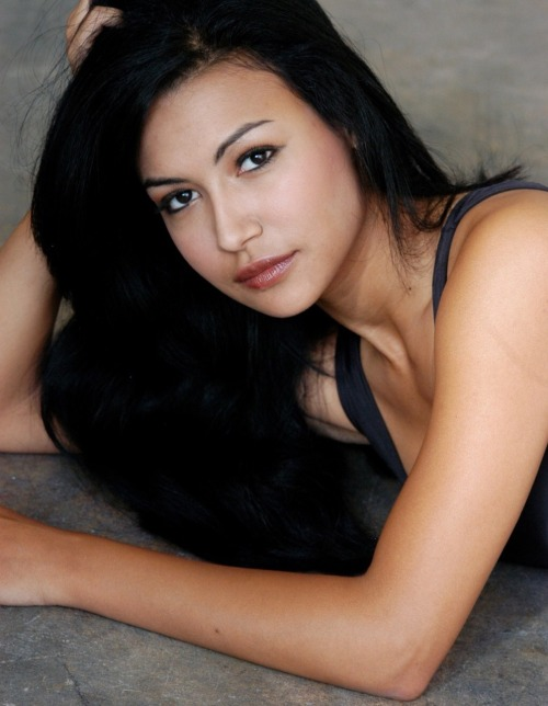 Fem!Scott McCall (Teen Wolf Genderbent)  Naya Rivera is the actress I always think of when I think of a Fem!Scott. She just has this look to her, with her dark eyes, tan skin and dark hair, that makes me think she'd be a great Fem!Scott.