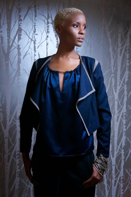 top kenyan models - top models in kenya - deliah ipupa