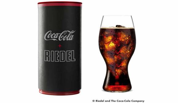 リーデル x コカ・コーラ