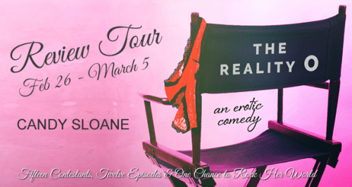 The Reality O by Candy Sloane Review Tour Banner