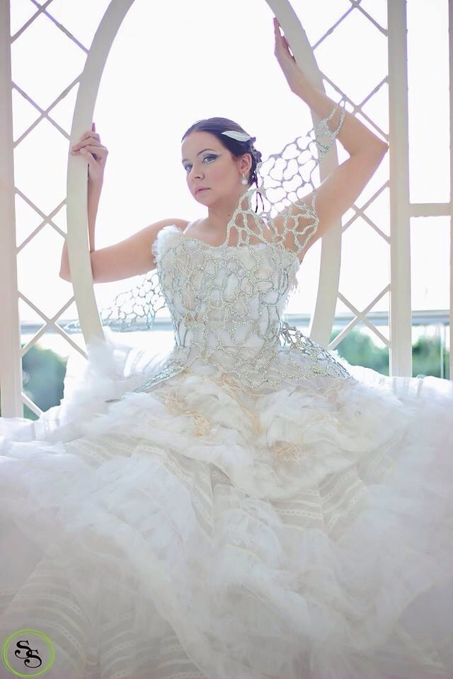 Katniss Wedding Dress