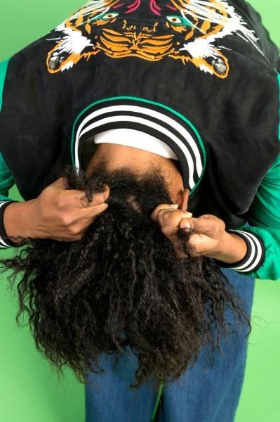 Natural Curly Hair Black Hair Updo Afro Kinky Hair Natural Hair
