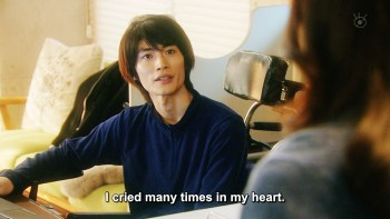 one litre of tears episode 1 english sub