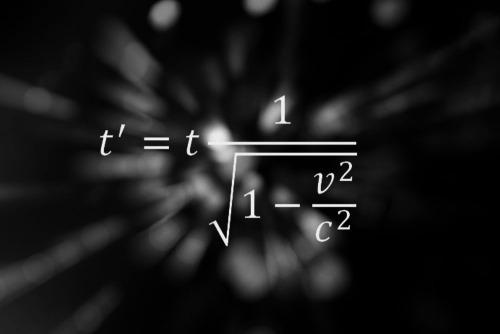 relatividad especial