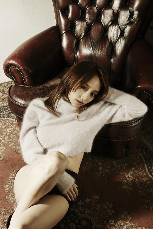 [MAGAZINE] Nicole – GanGee Magazine January Issue '152250x3375