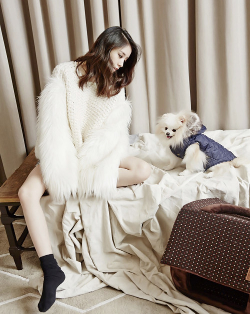 [HQ] T-ARA Jiyeon for Vogue Girl Korea 1351x1700