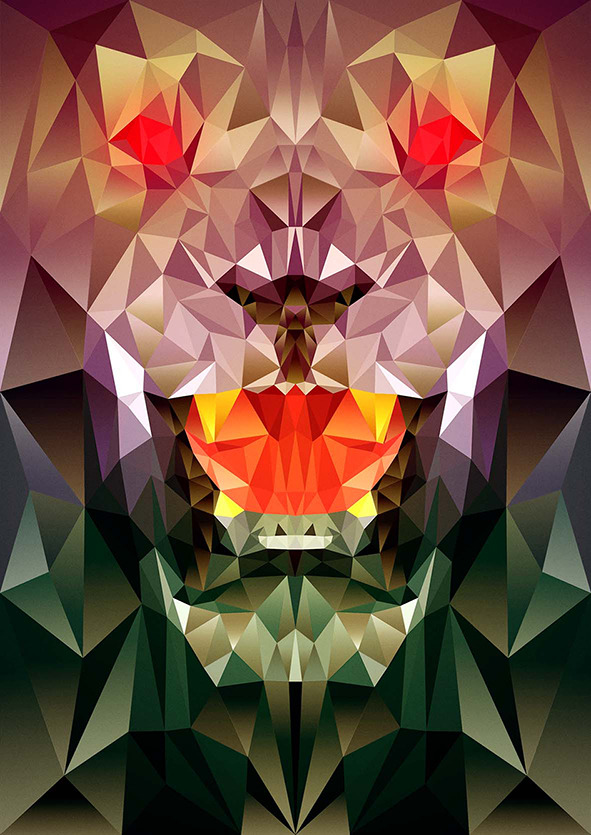 Digital art selected for the Daily Inspiration #2191