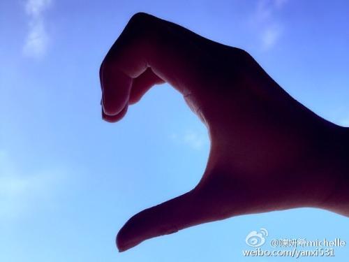 Michelle Chen dating Chen Xiao