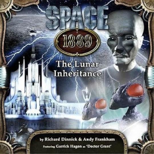 Space 1889 The Audio Dramas Victorian Adventure Enthusiast