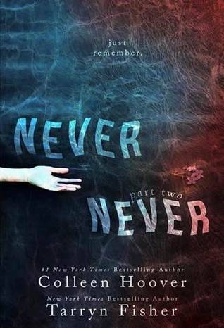 Never Never Part 2 by Colleen Hoover & Tarryn Fisher