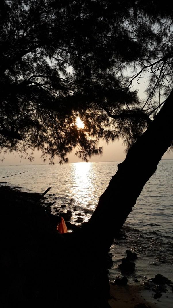Pantai Saung Sunset