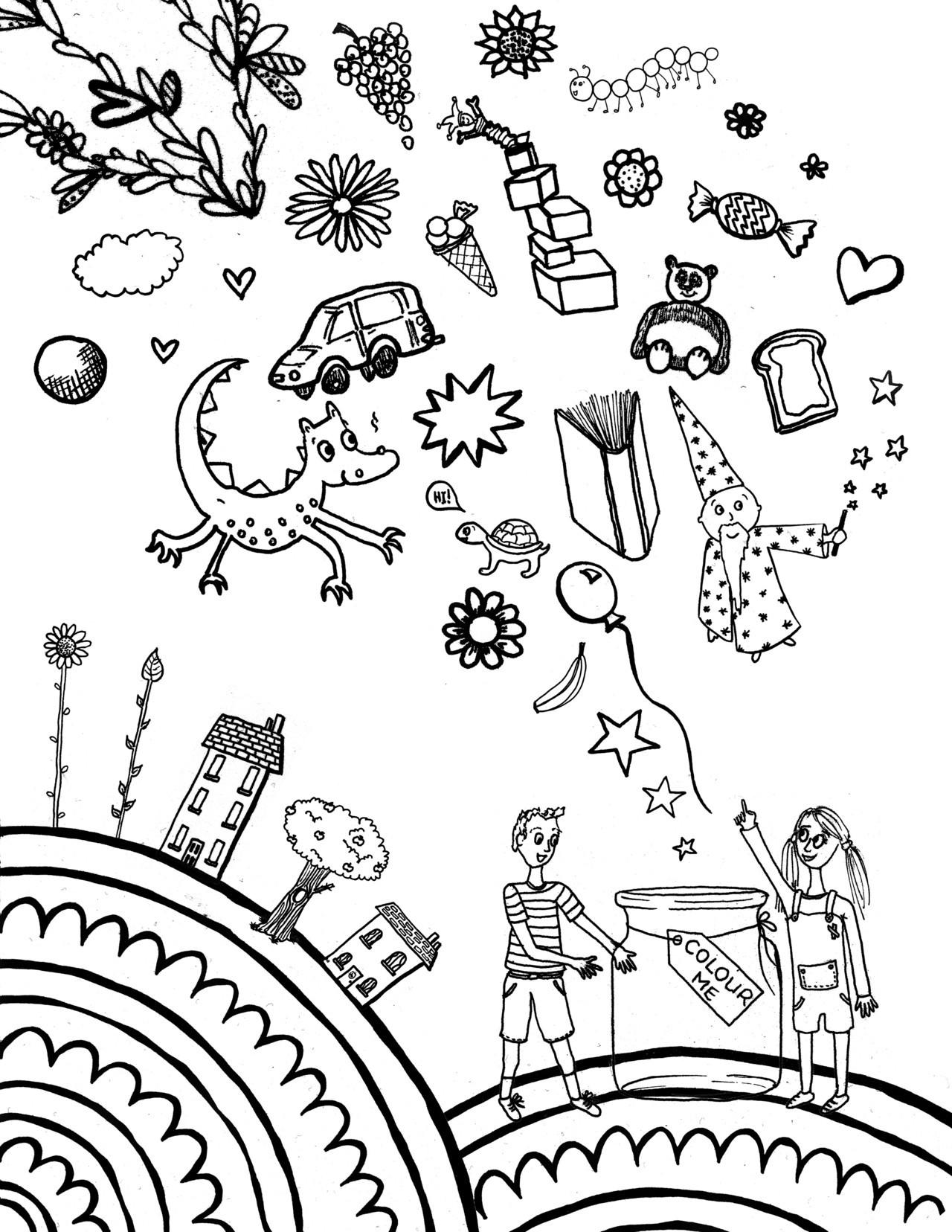 Rachel Walsh Illustration