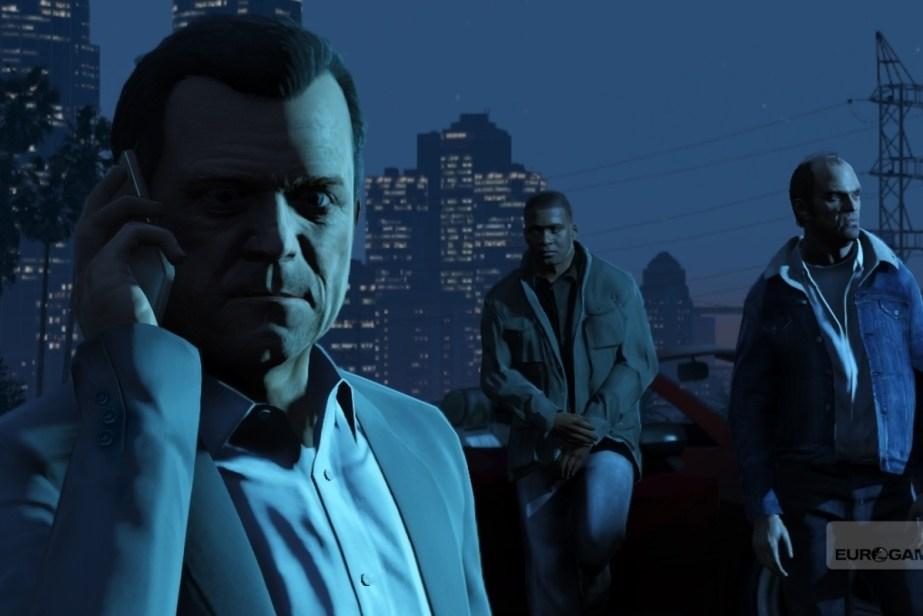 Grand Theft Auto (Image credit: Rockstar Games)