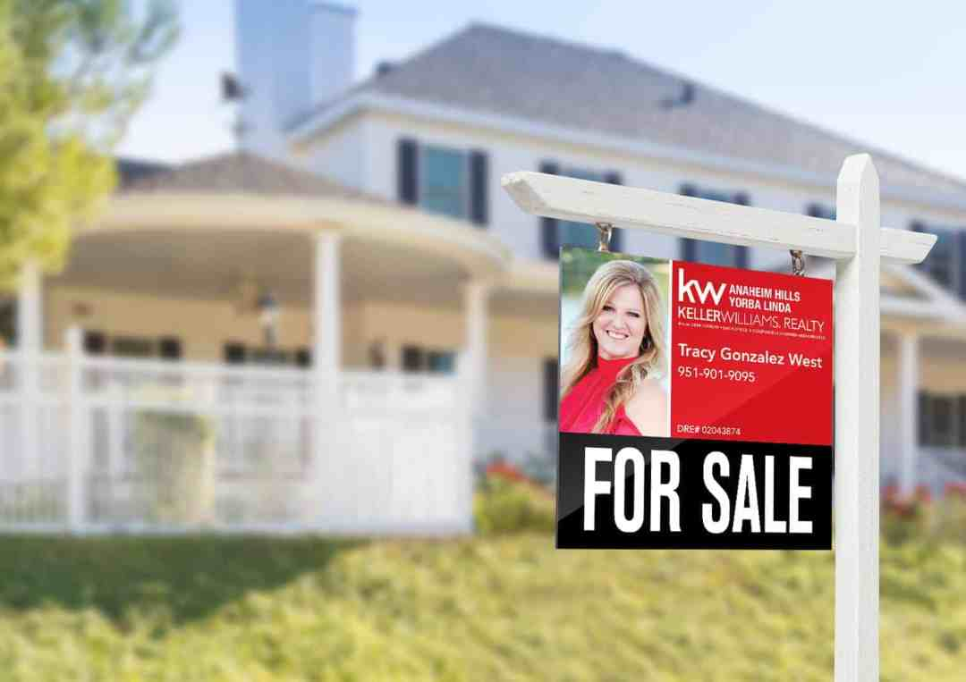 Real Estate For Sale Signage