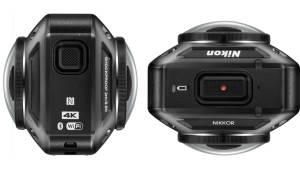 Nikon KeyMission360 Top