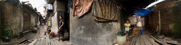 Glodok, Jakarta by Martin Broomfield