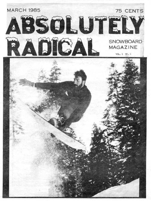 Snowboard History From Snurfer To First Snowboard Magazine 360Guide