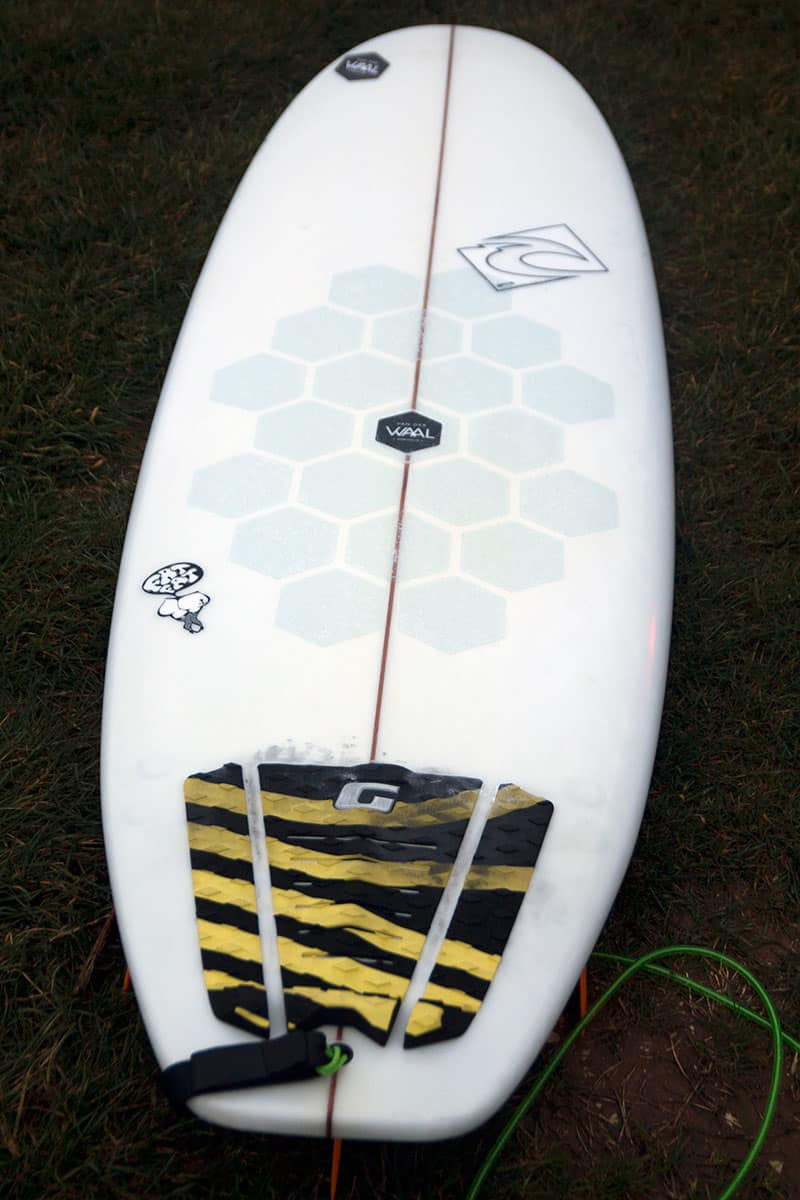 Review Van Der Waal Surf Grip  a Wax Alternative  360Guide