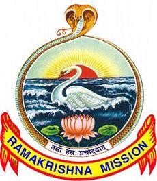 Symbol or logo Ramkrishna mission
