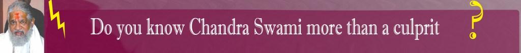 chandra swami
