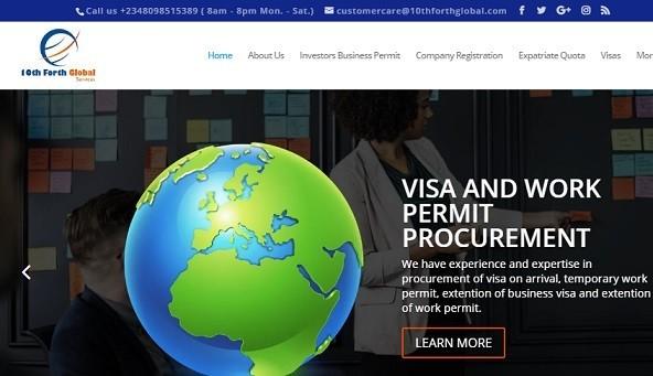 10TH-Forth Creative Website Design