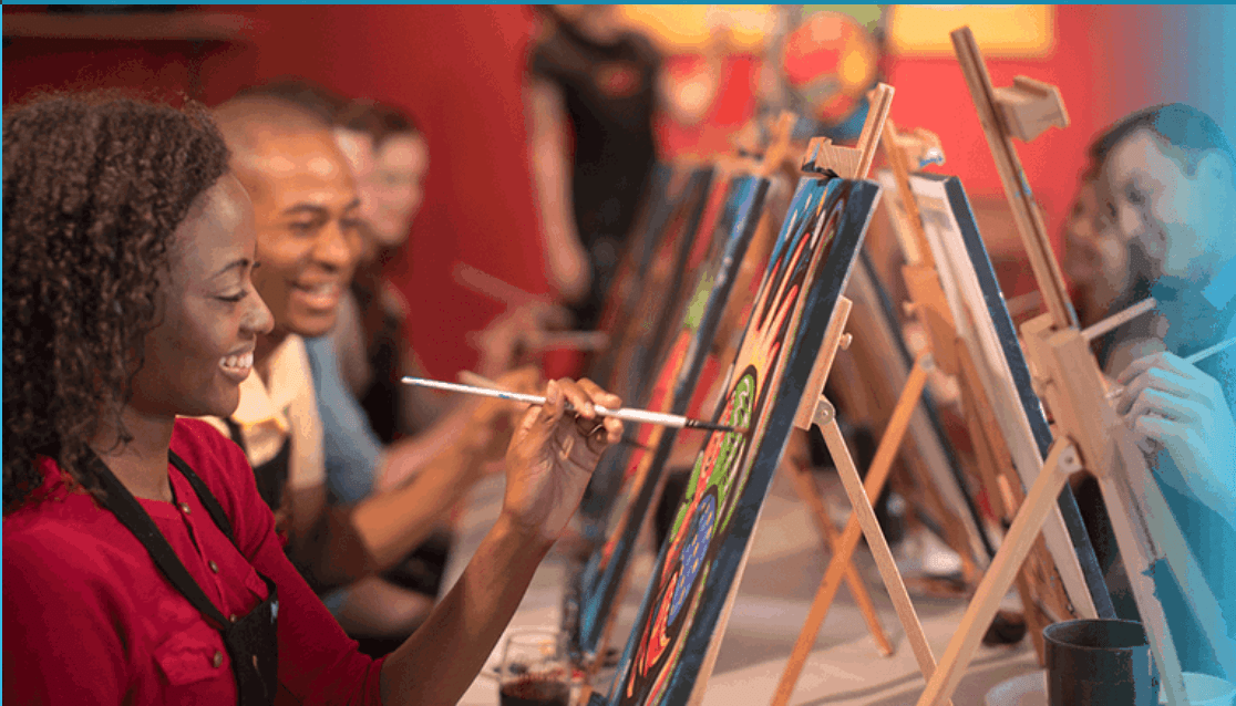 Painting With A Twist CMO explains the importance of helping people create 'memories, not masterpieces'