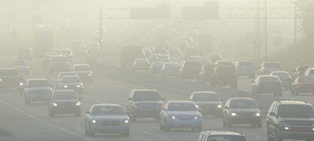 Air Pollution in Marathi
