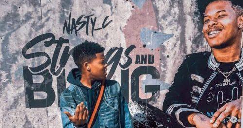 Art for Nasty C - Strings and Bling