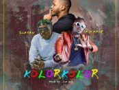 Download Sina Rambo Kolor Kolor Mp3 ft Zlatan Cash Wale
