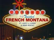 Download French Montana Twisted Mp3 ft Juicy J Logic ASAP Rocky