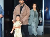 Kanye West Bans Daughter North West From Wearing Make UP