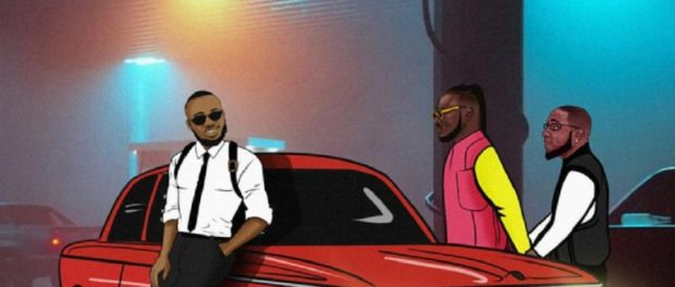 Download IVD Two 2 Seconds ft Davido & Peruzzi MP3 DOWNLOAD