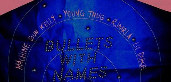 Download Machine Gun Kelly Bullets With Names ft Young Thug RJMrLa & Lil Duke Mp3 Download