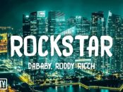 Download DaBaby Roddy Ricch Rockstar MP3 Download