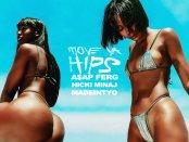 Download A$AP Ferg Move Ya Hips ft Nicki Minaj & MadeinTYO MP3 Download