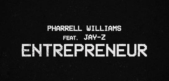 Download Pharrell Entrepreneur ft Jay-Z MP3 Download