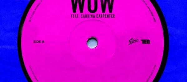 Download Zara Larsson WOW Ft Sabrina Carpenter MP3 Download
