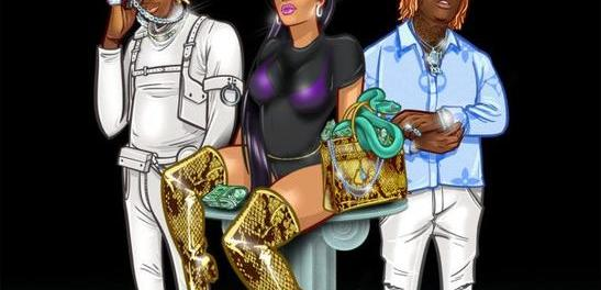 Download Karlae Jimmy Choo ft Young Thug & Gunna MP3 Download
