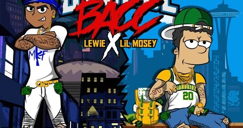 Download Lil Mosey & Lewiee Bounce Bacc MP3 Download